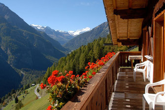Greithof  - Martell - Farm Holidays in South Tyrol  - Vinschgau