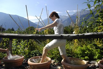 Oberhaslerhof  - Schenna - Farm Holidays in South Tyrol  - Meran and surroundings