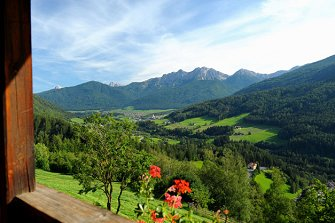 Gönnerhof  - Percha - Farm Holidays in South Tyrol  - Dolomites