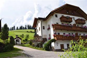 App. Rungg  - St. Martin in Thurn - Farm Holidays in South Tyrol  - Dolomites