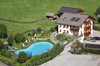 Lüch de Tor  - St. Martin in Thurn - Farm Holidays in South Tyrol  - Dolomites