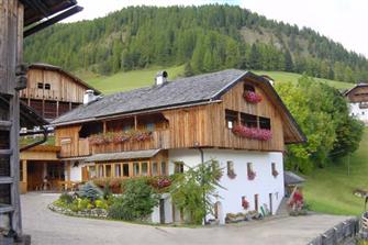 Lüch de Vanc  - St. Martin in Thurn - Farm Holidays in South Tyrol  - Dolomites