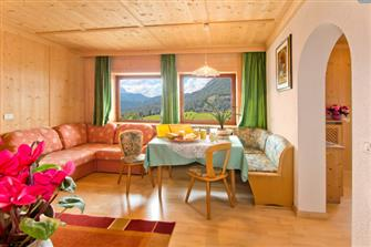 Gscnara  - St. Martin in Thurn - Farm Holidays in South Tyrol  - Dolomites