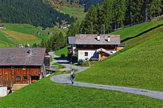 Krösshof  - Sarntal - Farm Holidays in South Tyrol  - Bozen and surroundings