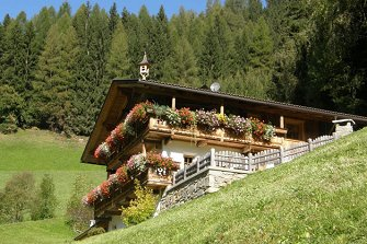 Grossgasteigerhof  - Mühlwald - Farm Holidays in South Tyrol  - Dolomites