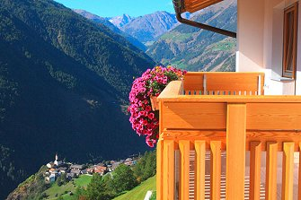 Oberperflhof  - Schnals - Farm Holidays in South Tyrol  - Meran and surroundings
