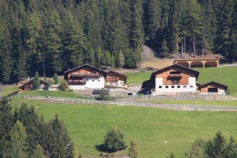 Obermarson - St. Walburg  - Ulten - Farm Holidays in South Tyrol  - Meran and surroundings