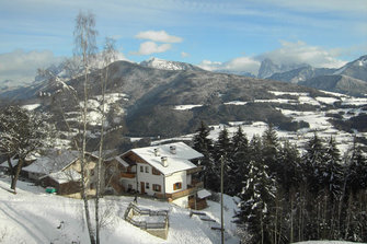 Rasiglerhof  - Villanders - Farm Holidays in South Tyrol  - Eisacktal