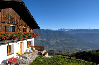 Masitterhof  - Brixen - Farm Holidays in South Tyrol  - Eisacktal