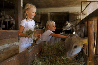 Verlotthof  - Villnöss - Farm Holidays in South Tyrol  - Dolomites