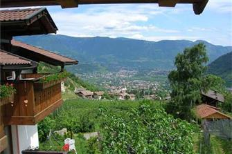 Almbergerhof  - Algund - Farm Holidays in South Tyrol  - Meran and surroundings