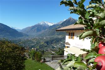 Roath-Hof  - Schenna - Farm Holidays in South Tyrol  - Meran and surroundings