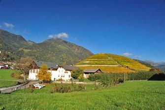 Griesserhof  - Vahrn - Farm Holidays in South Tyrol  - Eisacktal