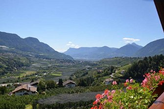 Mayerhof  - Kuens - Farm Holidays in South Tyrol  - Meran and surroundings