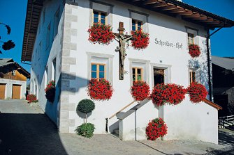 Schreiberhof  - Lajen - Farm Holidays in South Tyrol  - Dolomites