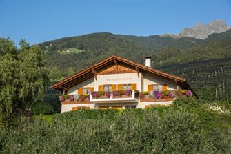 Ferienhaus Baumgartnerhof  - Schenna - Farm Holidays in South Tyrol  - Meran and surroundings