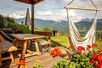 Oberhauserhof  - Feldthurns - Farm Holidays in South Tyrol  - Eisacktal