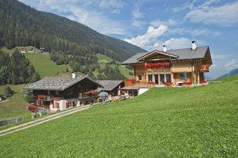 Oberhausgut - St. Gertraud  - Ulten - Farm Holidays in South Tyrol  - Meran and surroundings