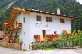 Tumlhof  - Schnals - Farm Holidays in South Tyrol  - Meran and surroundings
