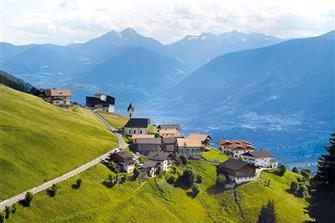 Wiesbauer  - Schenna - Farm Holidays in South Tyrol  - Meran and surroundings