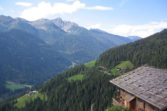 Ortlerhof - St. Walburg  - Ulten - Farm Holidays in South Tyrol  - Meran and surroundings