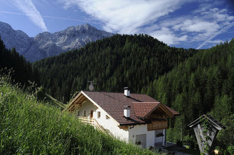 Contact - Lüch da Miriò  - Wengen - Farm Holidays in South Tyrol  - Dolomites