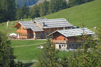 Kreuzwiesenalm  - Lüsen - Farm Holidays in South Tyrol  - Eisacktal