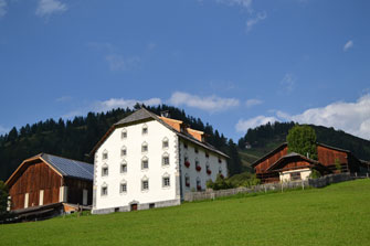 Fussè  - Abtei - Farm Holidays in South Tyrol  - Dolomiten