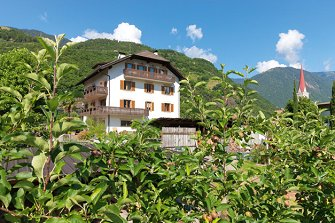 Lahngut  - Lana - Farm Holidays in South Tyrol  - Meran and surroundings