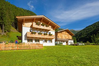 Schneiderhof  - Sarntal - Farm Holidays in South Tyrol  - Bozen and surroundings