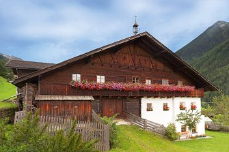 Tischlerhof - St. Jakob  - Ahrntal - Farm Holidays in South Tyrol  - Dolomites