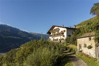 Pardellhof  - Naturns - Farm Holidays in South Tyrol  - Meran and surroundings