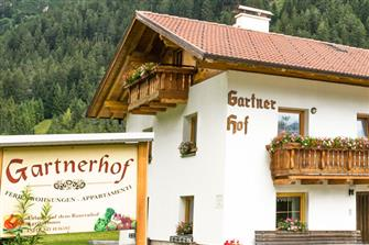 Gartnerhof  - Brenner - Farm Holidays in South Tyrol  - Eisacktal
