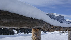 Snow for your winter holiday in South Tyrol