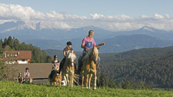 Holidays on a Riding Farm in South Tyrol