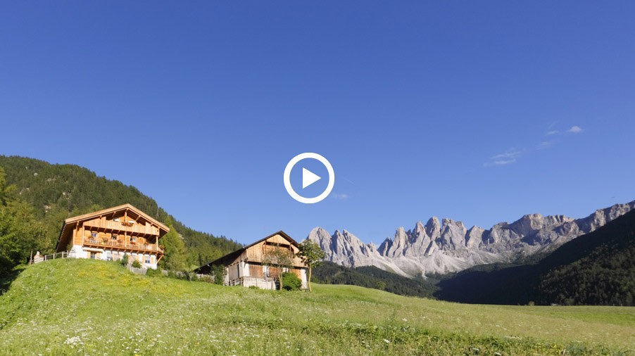 Video: Dream destination mountain farm