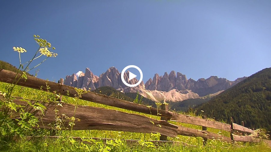 Video: Panoramic views of South Tyrol
