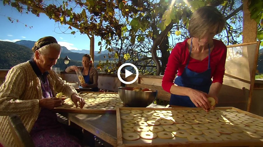 Video: How juices, vinegars and dried fruit are made